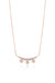 Maharlika Large Princesa Necklace - Rose Gold