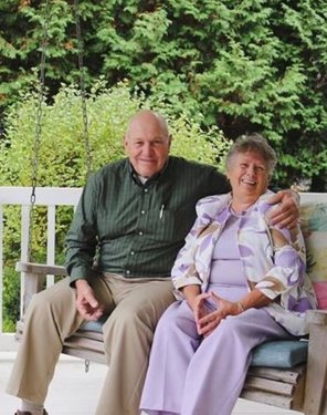 husband and wife who has dementia
