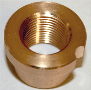 "Shaft Bushing - 3/4"" Round w/ Notch (Complete with Dowel Pin)"