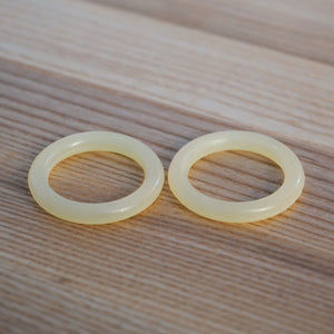 Replacement O-Rings for Clear-Cut Stock Guides (4 Pack)