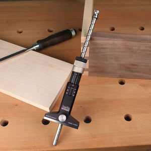 Wood Sabre Marking Gauge - Imperial or Metric