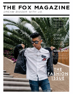 The Fashion Issue - Print - Shop The Fox