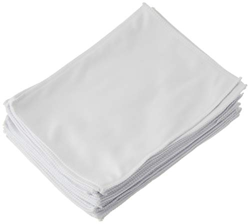20 Bulk Blank Tech Cleaning Micro-Fiber Cloths - Shop The Fox