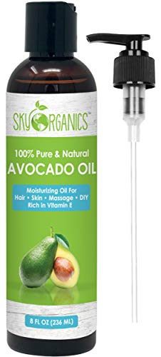 Avocado Oil by Sky Organics - Shop The Fox