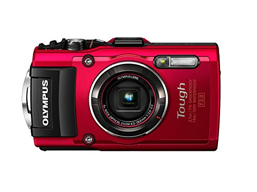 Olympus Waterproof Camera