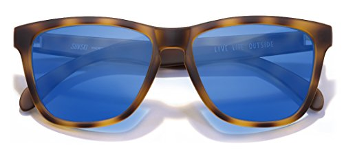 Sunski Madrona Polarized Sunglasses For Men & Women - Shop The Fox