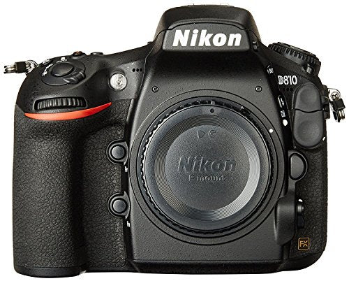 Nikon D810 Camera - Shop The Fox