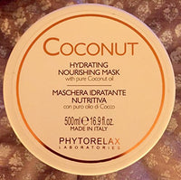 Phytorelax Coconut Hydrating Nourishing Mask 16.9 Oz. - Shop The Fox