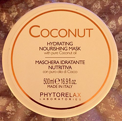 Phytorelax Coconut Nourishing Mask, 16.9 Oz.