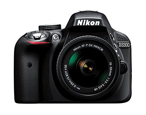 Nikon D3300 w/AF-P DX 18-55mm VR - Shop The Fox