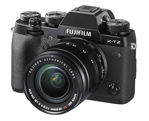 Fujifilm X-T2 Camera with 18-55mm F2.8-4.0 R LM OIS Lens - Shop The Fox