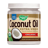 Nature's Way Organic Extra Virgin Coconut Oil- Pure - Shop The Fox