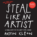 Steal Like an Artist: 10 Things Nobody Told You About Being Creative - Shop The Fox