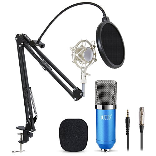 TONOR Professional Studio Condenser Microphone - Shop The Fox