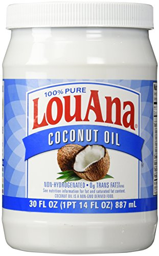 LouAna Pure Coconut Oil 30 fl oz