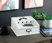 Organize It All Multi-Device Charging Station Dock & Organizer with Drawer - Shop The Fox