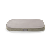 Snooz Dog Crate Bed - Gray - Shop The Fox