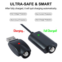 510-Thread USB Smart Charger - Shop The Fox