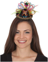 Amscan Cinco De Mayo Black Sequined Sombrero Headband - Shop The Fox