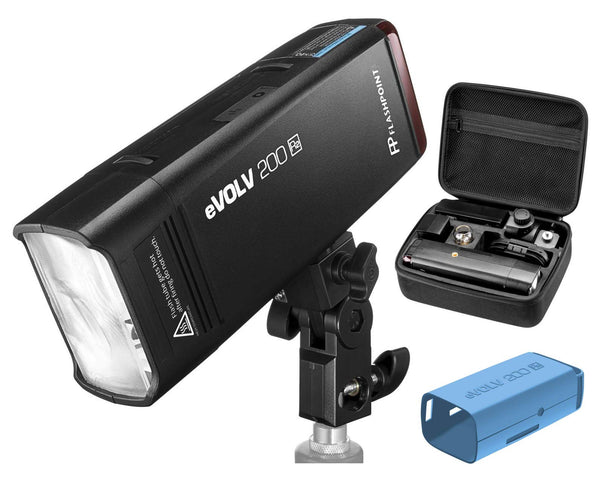 Flashpoint eVOLV 200 TTL Modular Strobe - Shop The Fox