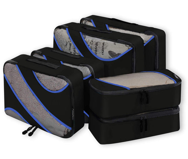 6 Set Packing Cubes - Shop The Fox