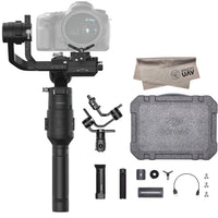 DJI Ronin-S Essentials Kit 3-Axis Gimbal Stabilizer - Shop The Fox