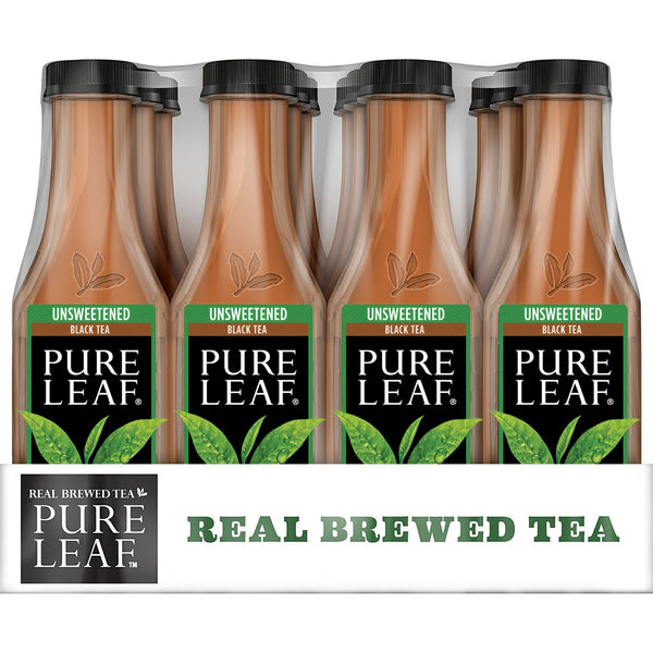 Pure Leaf Iced Tea - Pack of 12 - Shop The Fox