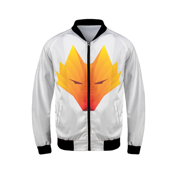 Fox Bomber Jacket (Unisex) - Shop The Fox