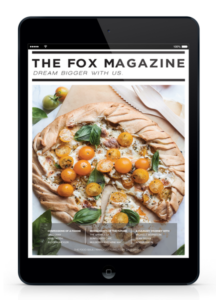 The Food Issue - Shop The Fox