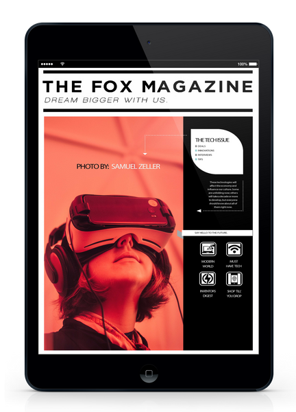 The Tech Issue - Shop The Fox