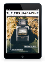 The Travel Issue - Shop The Fox