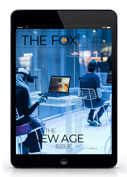 The New Age Issue