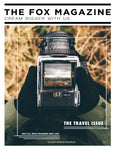 The Travel Issue - Print - Shop The Fox
