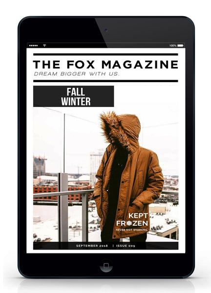 The Fall / Winter Issue - Shop The Fox