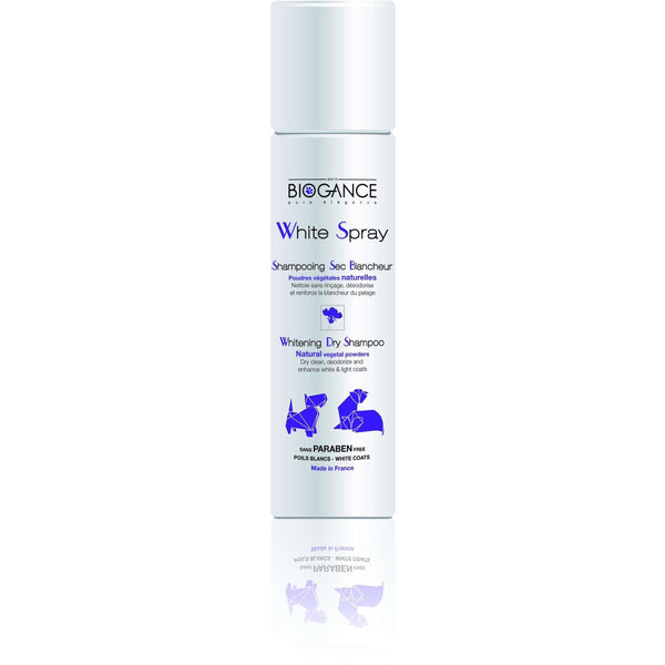 Biogance White Spray Dry Shampoo