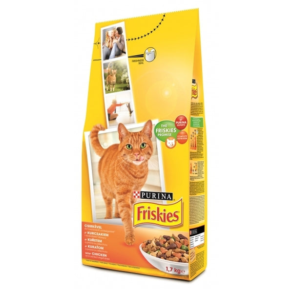 Friskies Chicken and Vegetable - 1.7kg