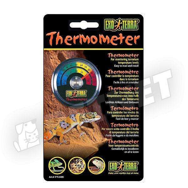 Mclan Zoo hygrometer + thermometer