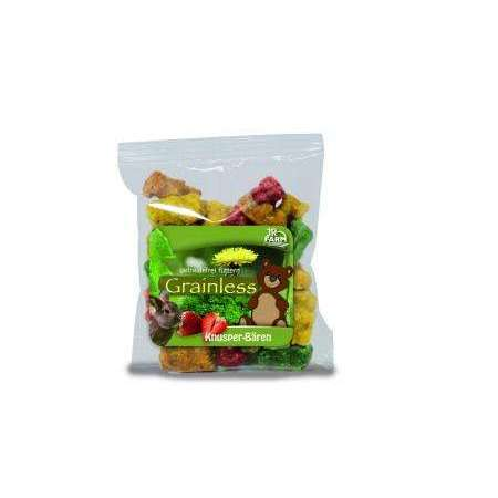 JR Grainless Crunchy bears 30gr