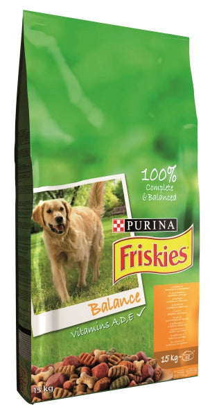 Friskies Balance Dry Dog - 15kg