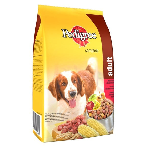 Pedigree Adult Beef & Poultry - 500g