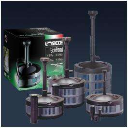 Sicce NEW ECOPOND 3 Lake Fountain & Lake Filter 2400l/h H 240cm -