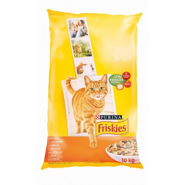 Friskies Chicken and Vegetable - 15kg