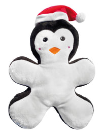 Christmas Toy Plush Penguin, 28cm
