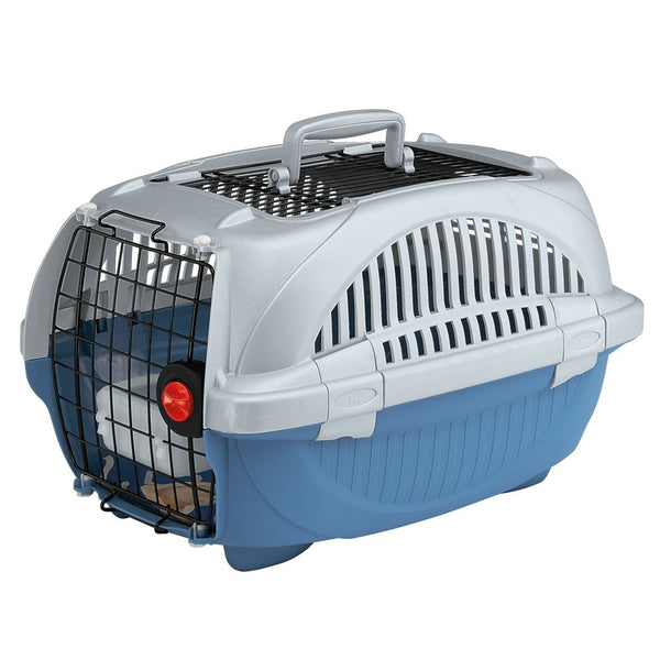 Ferplast Atlas Deluxe 20 Open Cat and Dog Carrier