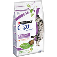 Purina Cat Chow Adult Special Care Hairball Control - 1.5kg