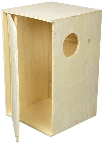 Trixie Cockatiel Breeding Nesting Bird Avery - Cage Box Large
