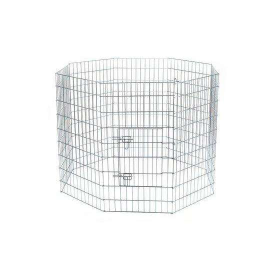 Beeztees Kennel Puppyren - 8 Panels - 114 cm