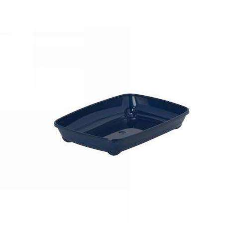 Moderna Artist-O-Tray Cat Toilet 'Blue berry' 37cm