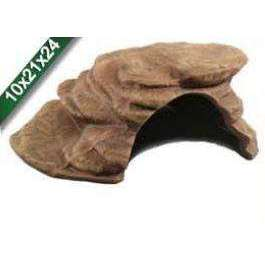 Ceramic Basking platform for Reptile Turtle with hole