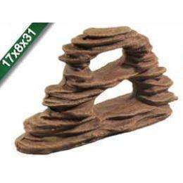 Ceramic Terracotta Basking platform for Reptile Turtle (Large)